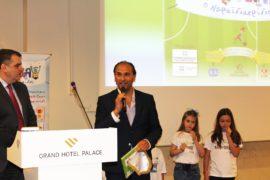Ο παλαίμαχος μπασκετμπολίστας και πρόεδρος της ΚΑΕ ΠΑΟΚ Μπάνε Πρέλεβιτς