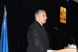 O Δήμαρχο Αμαρουσίου κ. Γεώργιος Πατούλης