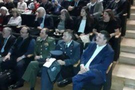 Οι εκπρόσωποι Ενόπλων Δυνάμεων και ο Περιφερειάρχης Κεντρικής Μακεδονίας κ. Απόστολος Τζιτζικώστας